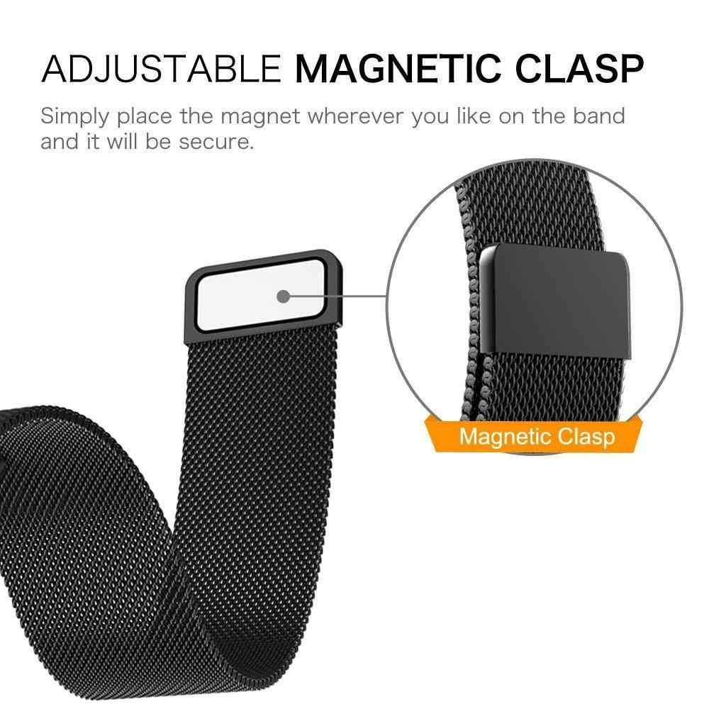 Cinghia a Laccio Per Samsung Gear S3 Galaxy Orologio Milanese 46 millimetri 42 millimetri Attivo 2 Banda 22 millimetri 20 millimetri bracciale in Acciaio inossidabile per Gear S2