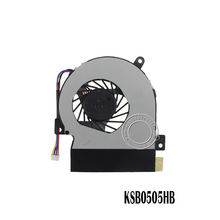 Для ASUS Eee PC 1215BT 1215 1215T 1215P 1215N 1215B вентилятор процессора KSB0505HB AC77