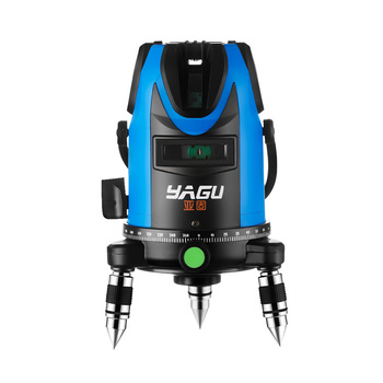 Laser Level 2/3/5 Lines 3D Self-Leveling 360 Horizontal And Vertical Cross Super Powerful Green/Blue Laser Beam Line Wholesale 12 lines 3d waterproof laser level self leveling 360 degrees rechargeable battery horizontal vertical cross green laser