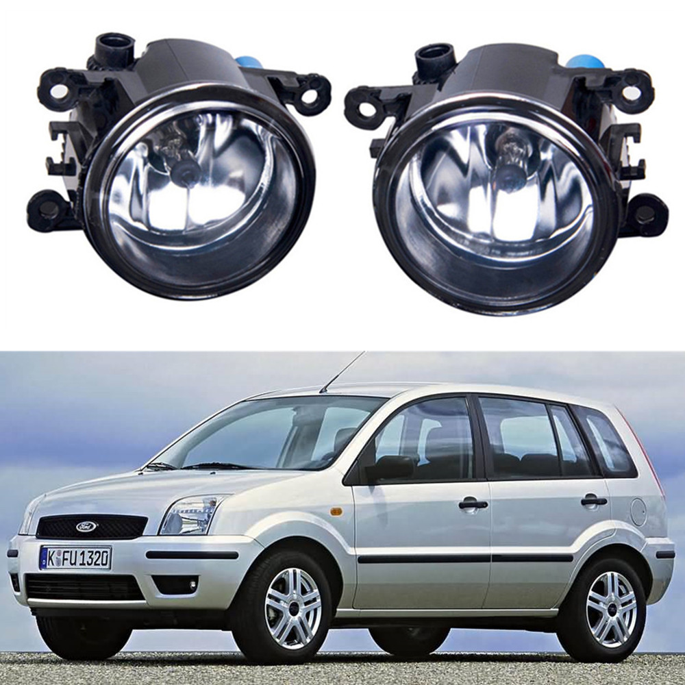 Ford Fusion JU 55w Tint Ultra Bright Xenon HID Front Fog Light Bulbs Pair
