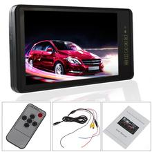 9 Inch HD 800 x 480 Ultra Big LCD Widescreen Car Rearview Mirror Monitor with Touch Button New