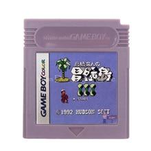 Für Nintendo GBC Video Spiel Patrone Konsole Karte Abenteuer Insel Englisch Sprache Version