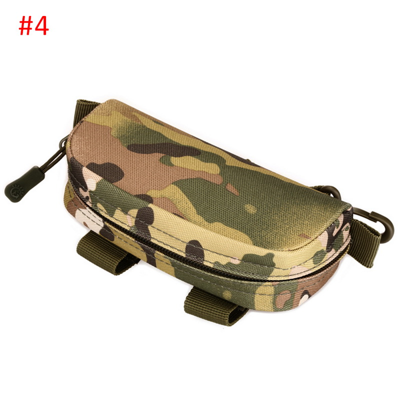 Tactical Molle Pouch Outdoor Bag Military Waist Pack Bag Small Pocket Military Running Pouch Travel Glasses Camping Bags