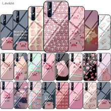 Lavaza Cartoon Anime Gravity Falls pig Tempered Glass Soft Case for Vivo V9 V15 Y15 Y17 Y85 Y89 Y91 Y91C Y93 Y95 TPU Cover