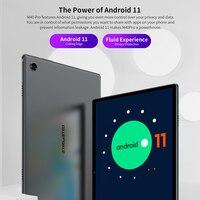 Teclast M40 Pro 10.1 Inch Tablet Android 11 T618 Octa Core 6GB RAM 128GB ROM 4G Network Dual SIM 8MP Rear 5MP Front 7000mAh 2
