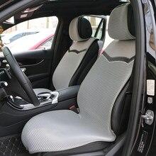 1 Frente Respirável Tampa de Assento Do Carro de volta ou 2/3D Tapetes de malha Almofada Do Assento de Automóvel Ar caber a maioria dos Carros caminhões SUV Proteja Assentos