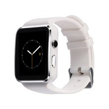 Smart Watch 1.54inch Touch Screen X6 Sports Pass And Camera Support Sim Card Curved