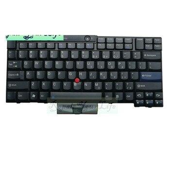 Teclado para portátil versión de EE. UU. Para lenovo LT410 T520 T520i X220 T400S MP-08G33US-387 luz de fondo negro de fábrica al por mayor