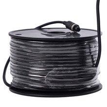 SYANSPAN кабель 36 светодиодов 360 градусов вращающийся рыболокатор видео разъем для камеры провода