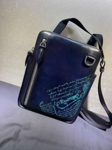 Повседневные сумки через плечо из резной кожи; Бесплатная доставка