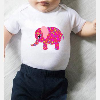 Dziecięce śpioszki dziewczęce letnie maluchy jesienne ubrania kreskówki drukuje kombinezony dla niemowląt do noszenia jako długie lub krótkie rękawy nowonarodzone chłopięce tanie i dobre opinie Brangdy COTTON CN (pochodzenie) Unisex W wieku 0-6m 7-12m 13-24m List O-neck Sweter Rompers Pasuje prawda na wymiar weź swój normalny rozmiar