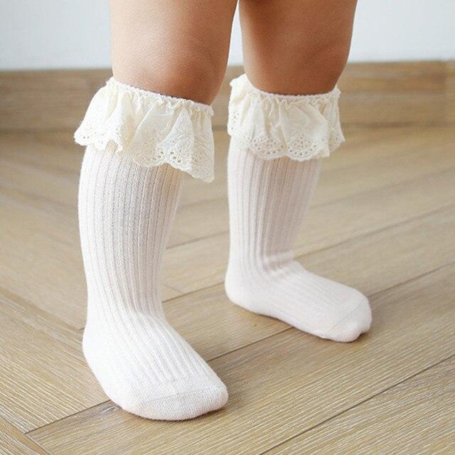 Long Baby Girls Socks  2