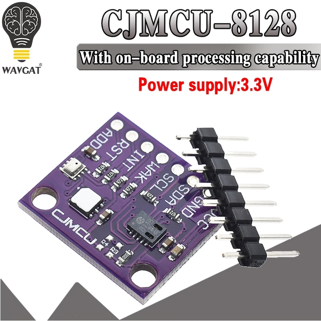 CJMCU 8128 CCS811 أول أكسيد الكربون CO درجة الحرارة الرطوبة ضغط الهواء ثلاثة في واحد أجهزة الاستشعار