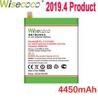 WISECOCO nowy 4450mAh C11P1601 bateria do asus ZENFONE 3 ZENFONE3 ZE520KL Z017DA dla ZenFone na żywo ZB501KL A007 telefon komórkowy