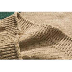 Image 5 - New Dinosaur Lovely Sweater Men Winter Pullover Mens Sweaters Oversized Boy Student Sweater Black Khaki