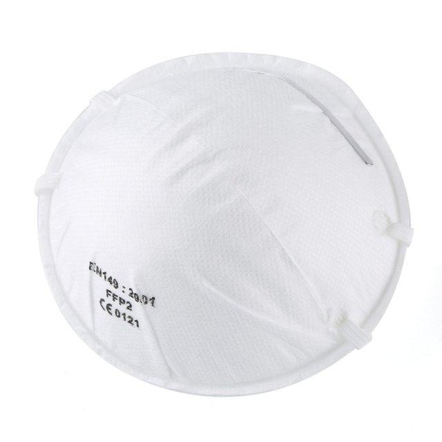 KN95 Valve Mask 5 Layer Flu Anti Infection 5/10/20/50pcs N95 Protective Masks ffp2 Respirator PM2.5 Safety Same As FFP3 Reusable 2