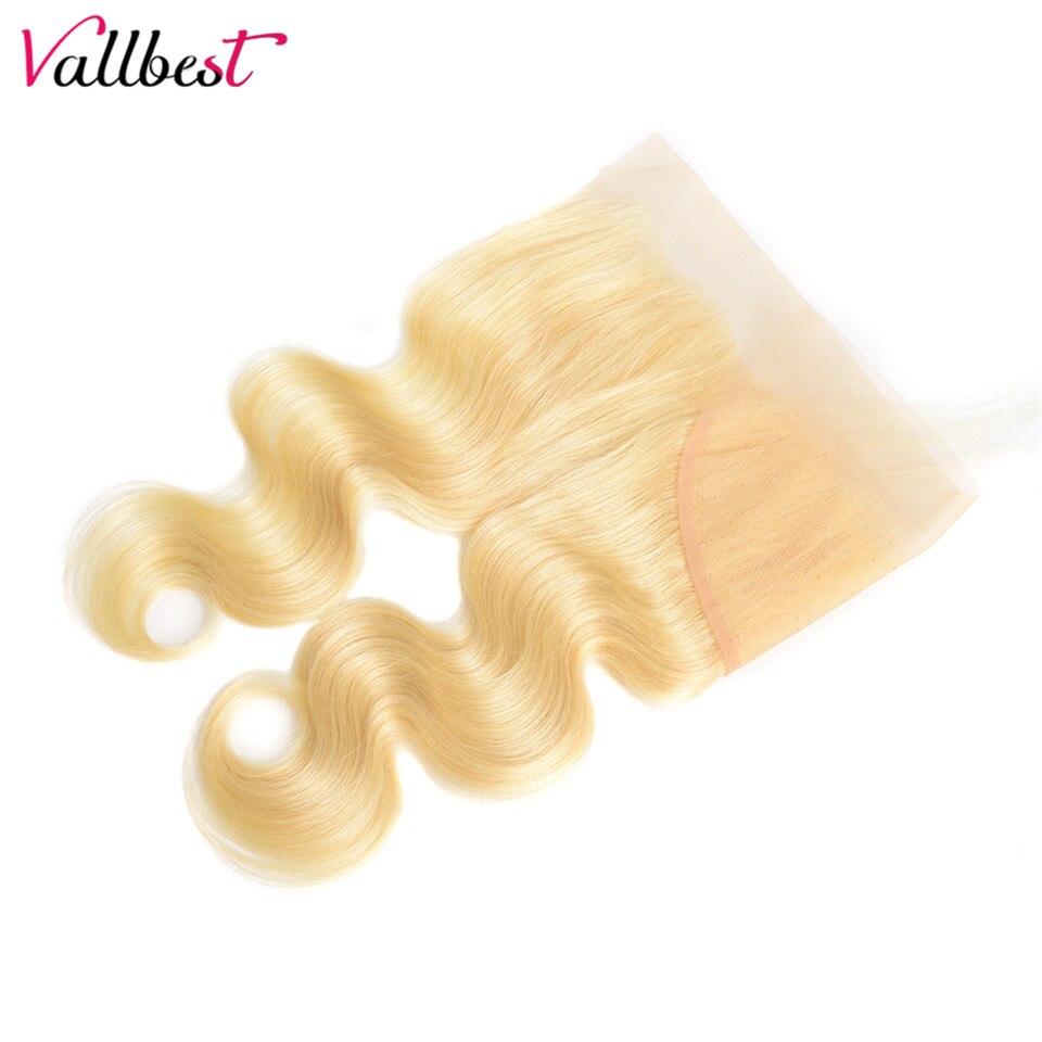 H2d0dc14ada764eb48bfea7c3bdb05562U Vallbest 613 Bundles With Frontal Brazilian Body Wave 3 Bundles With Closure Remy Human Hair Blonde Bundles With Frontal Closure