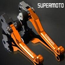 525 г supermoto cnc ручной тормоз мотоцикла кроссового велосипеда