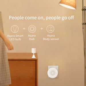Image 4 - Aqara Smart bulb LED Light Zigbee connection Aqara hub Adjustable Color Temperature lamp work for HomeKit Xiaomi Mi home APP