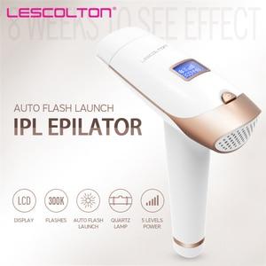 Image 5 - IPL Permanent Epilator Painless Laser Hair Remover Home Pulse light Hair Removal Device photoepilator Facial Armpit Limbs Bikini