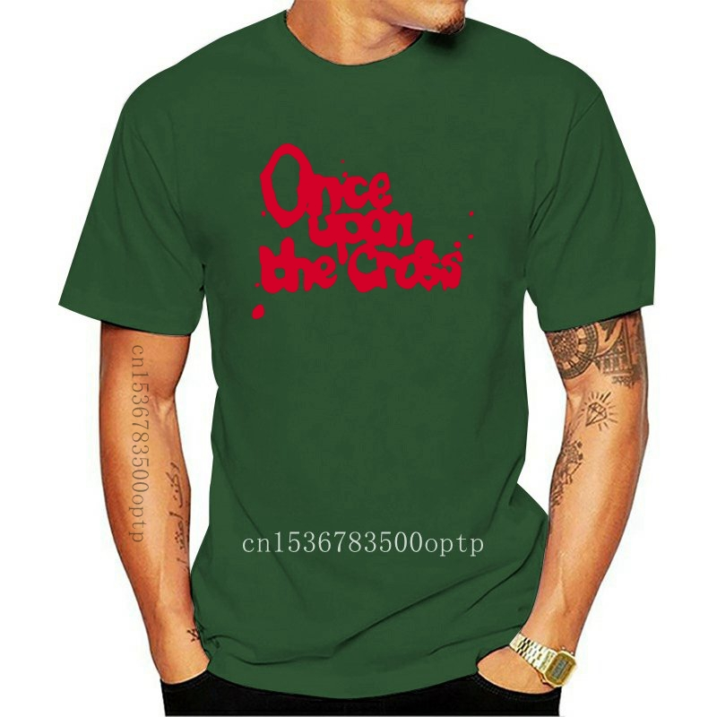 Deicide 'Once Upon The Cross' T-Shirt - NEW & OFFICIAL! New Fashion Mens Short Sleeve T Shirt Cotton T Shirts