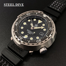 30Bar Diver Sport Watches Mens NH35 Automatic Mechanical