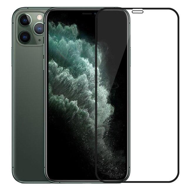 מזג זכוכית עבור iPhone 11 8 7 6 5 בתוספת X XR XS מקס זכוכית iphone 11 פרו מקסימום מסך מגן מגן זכוכית על iphone 11 פרו