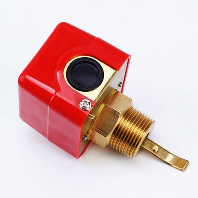 HFS-20/15/25 R3/4 Liquid Water Oil Sensor Control Automatic Paddle Flow Switch 15A 250V IP54 19QB