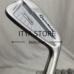 Утюги для гольфа мужские P760 кованые утюги для гольфа набор 3-Pw Бесплатная доставка