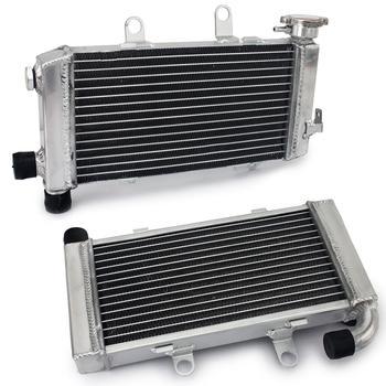 BIKINGBOY Left & Righ Aluminum Cores Engine Water Cooling Coolers Radiators For Honda VTR 1000 F Super Hawk 1997-2006