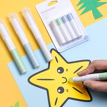 Creative Replaceable Pen Type Solid Glue Stick Set Student Stationery High Viscosity Office School Supplies