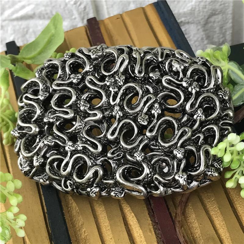 Luxury Belt Buckles For Men Metal Buckle For Belt Boucle Ceinture Riem Men Belt DIY Waistband  Leather Craft Accessories AK0035B