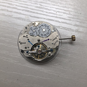 Image 1 - Watch movement accessories new Shanghai multi   needle movement domestic mechanical movement