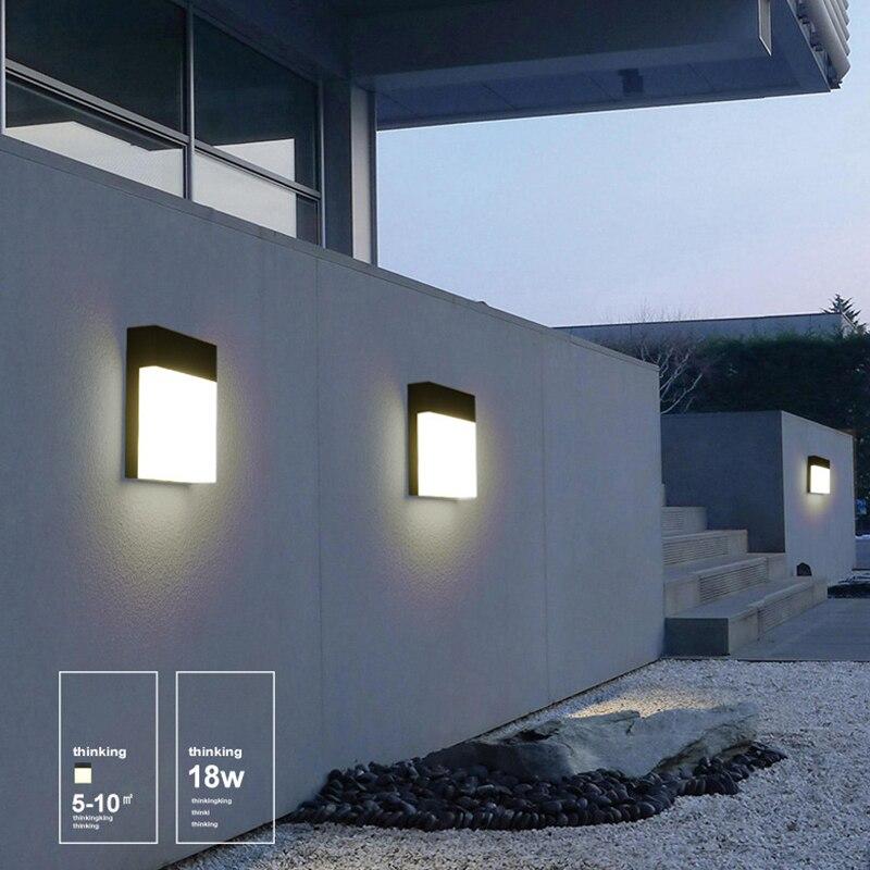 Sensor de Movimento ao ar livre Luz