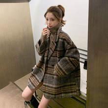 Mishow 2020 женская новая зимняя одежда утолщенная шерстяная