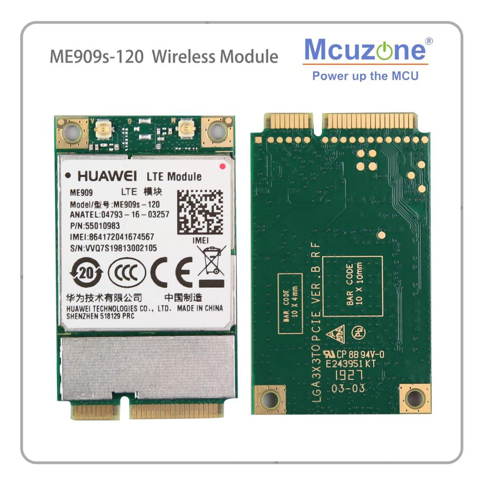 NEW Original For Huawei Mini-PCIe ME909s-120/821a LTE Cat4 Module FDD/DC-HSPA+/UMTS/EDGE 3G/4G