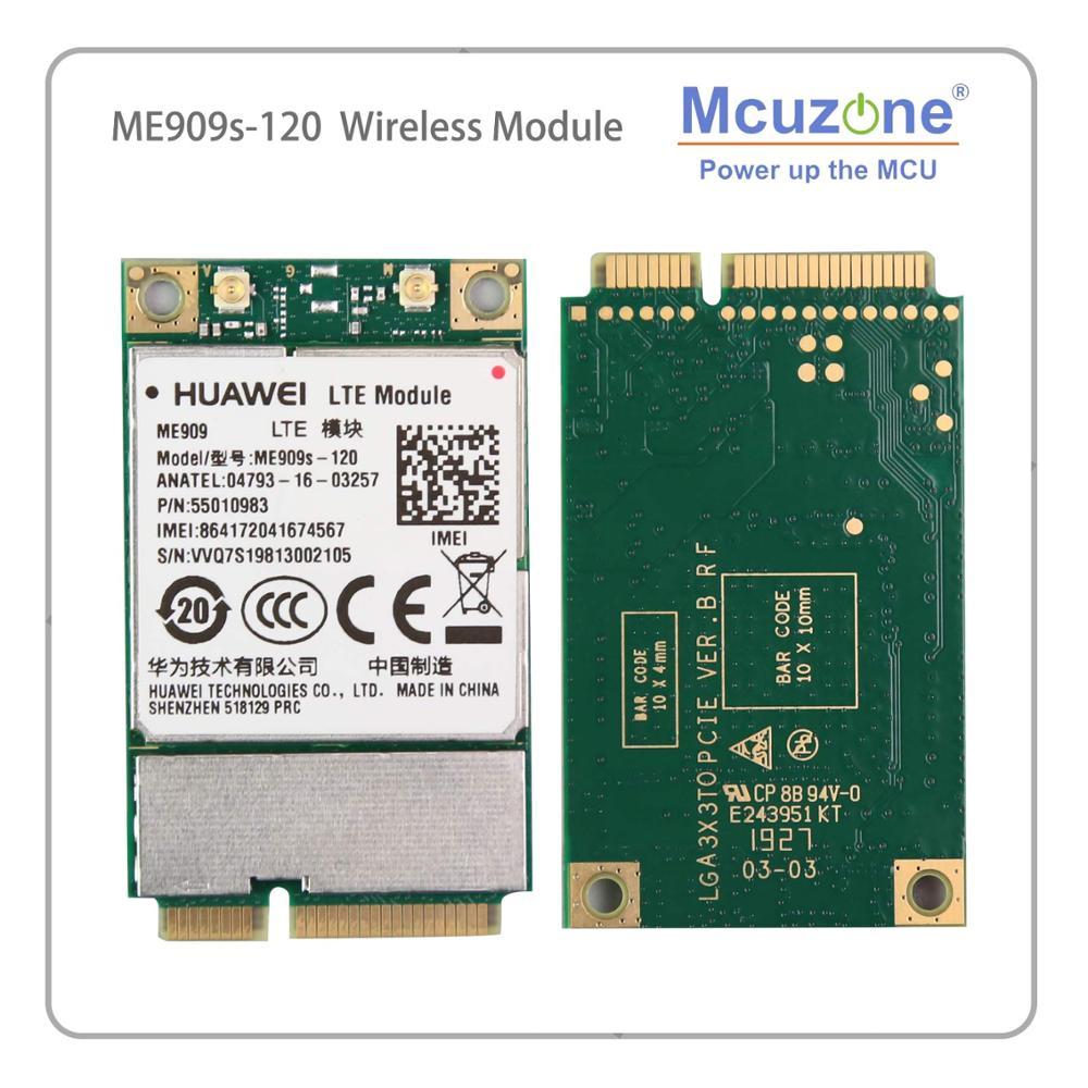 NEW Original For Huawei Mini-PCIe ME909s-120 LTE Cat4 Module FDD/DC-HSPA+/UMTS/EDGE 3G/4G