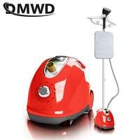 DMWD-generador de vapor continuo para ropa, plancha para colgar ropa, planchado eléctrico Vertical, cepillo de mano, 2000W