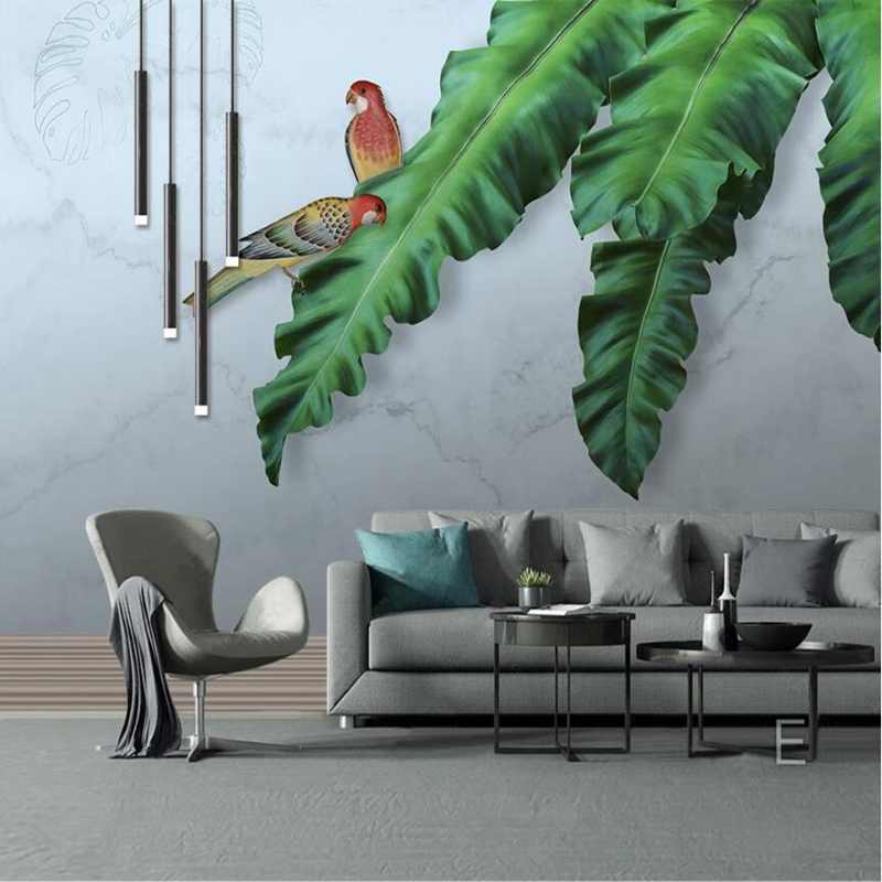Home Bedroom Wallpapers Living Room 3d Murals Wall Paper Covering Creative Decor