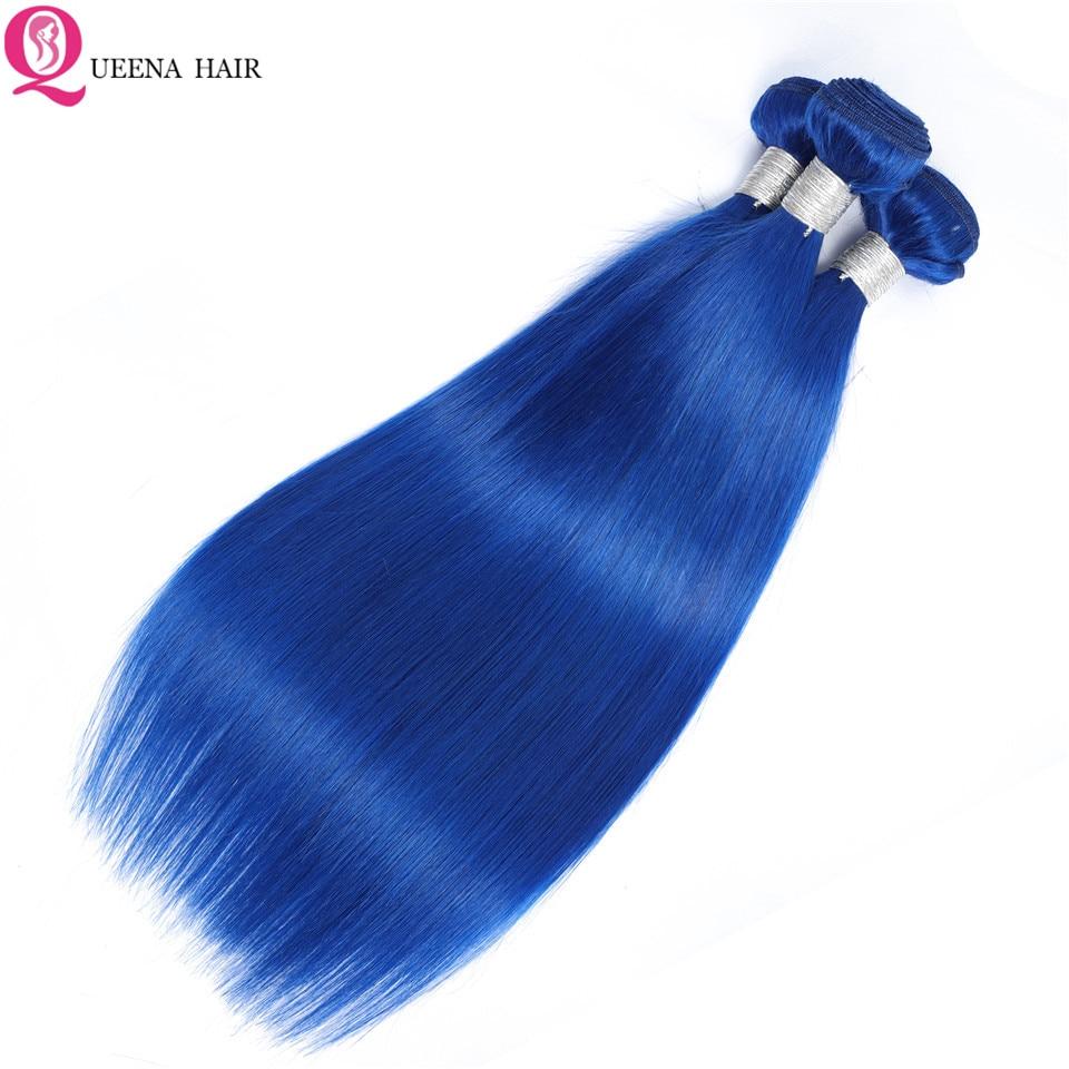 blue bundles with closure