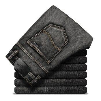 Men  Classic Jeans Jean Homme Pantalones Hombre  5