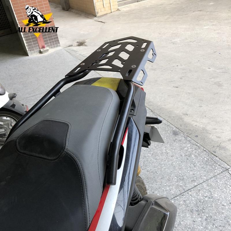 Motorcycle Aluminum Rear Luggage Rear Rack Carrier For Honda ADV150 2020 ADV-150