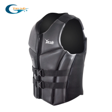 YONSUB Neoprene Life Jacket Vest Men Fishing Rescue Boating Drifting Surfing Water Sports Man