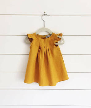 2019 Brand New Newborn Toddler Infant Baby Girls Summer Dress Casual Princess Party Tutu Solid