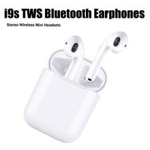 wireless earphones bluetooth earbuds gaming headset ear buds w1 chip noise canceling headphones 1:1 i9s i30 tws for apple iphone(China)