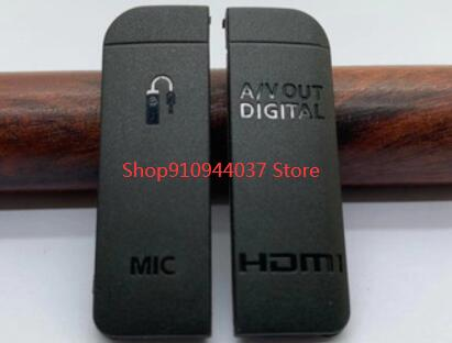 (High-quality) NEW USB/HDMI DC IN/VIDEO OUT Rubber Door Cover For Canon EOS 6D Digital Camera Repair Part