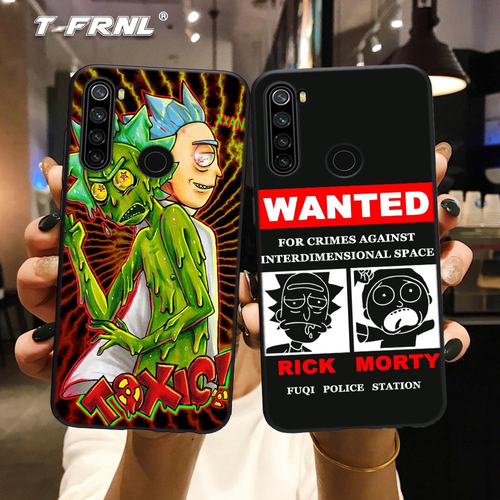 For Redmi Note 7 Case Soft TPU Case Mi 10 9T Cartoon Funny For Redmi 7 8 A K20 K30 Pro Note 7 8 Pro 8T Pro Case