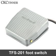 1 шт ножной переключатель 0 400 В моментального управления электрическая