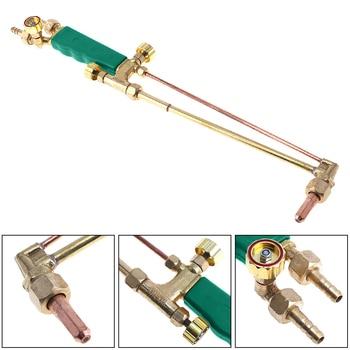 цена на Copper Jet Type Torch Gas Welding Gun support Oxygen Acetylene Propane for Highway / Bridge / Building Welding Torch