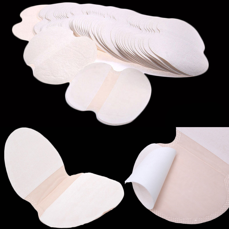 400pcs(200 Pairs) Underarm Dress Antiperspirant Pad Armpit Care Sweat Scent Perspiration Sweat Pads Absorb Shield Summer Men Wom